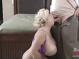 Claudia Marie Gets Her Fake Tits Put Back In! milf spankwire hd videos