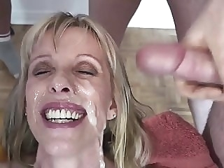 My Blow-Bang Bukkake Blast amateur spankwire blowjob