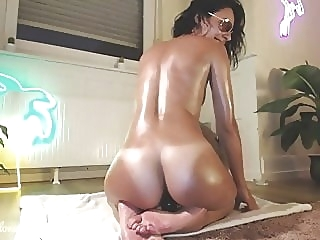 Riding cowgirl with tanlines webcam spankwire amateur