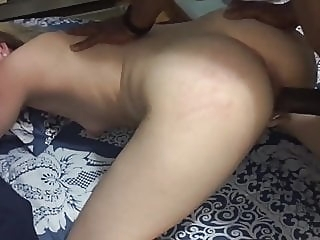 Pale skin wife fucked by BBC blonde spankwire hardcore