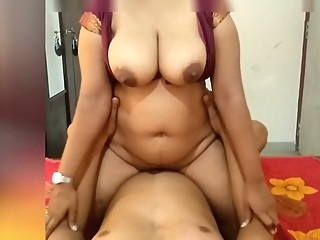 Indian Maroon Girl Riding on Me and Make Me Cum On Her Big Boobs amateur spankwire asian