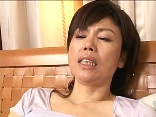 Japanese granny nailed hard in several ways asian spankwire big tits