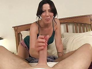 At the hotel with mother fingering spankwire mature