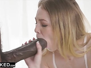 Julio Gomez is WAY more than a Mouthful for Angel Smalls blowjob spankwire interracial