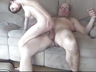 Old Man With Big Dick blowjob spankwire cumshot