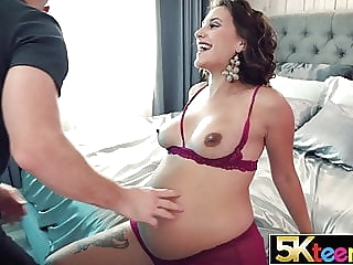 5KTEENS Pregnant 18 Year Old Still Wants Cum blowjob spankwire hardcore