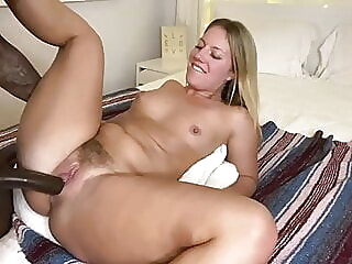 CANDACE DARE FUCKED Together with CREAMPIED blonde spankwire creampie