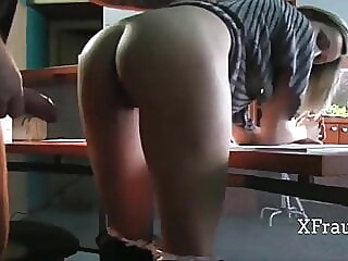 Sex with his milf join in matrimony at one's fingertips the assignment anal spankwire blowjob