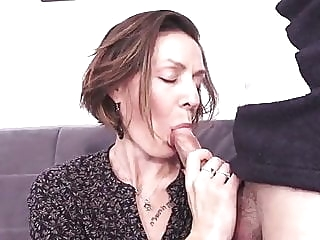 French milf hard fuck - anal, too anal spankwire mature