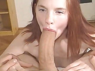 Innocent Teen Didn't Expect Her First Cock Will Be So HUGE amateur spankwire blowjob