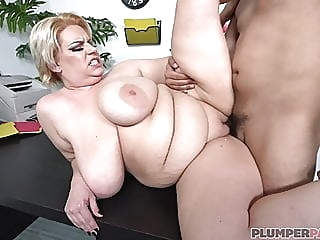 Tiffany Blake - The Boss Needs Services bbw spankwire tits