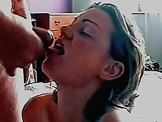 Paying the plumber by sucking his unearth amateur spankwire blowjob
