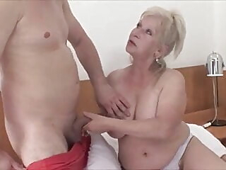 MTHRFKR – Granny gets Fucked by Her Grandson (Roleplay) bbw spankwire mature